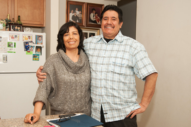 For Maria and Mauricio, starting over was hard, but having a home they know they can afford to keep is worth it all.