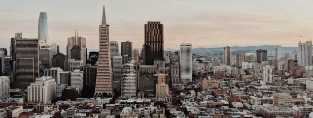 Photo of San Francisco cityscape